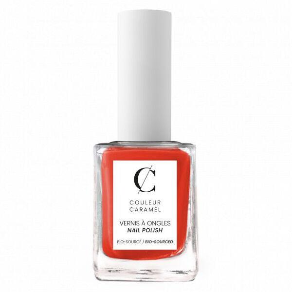 Couleur Caramel Vernis à Ongles Bio N°088 Orange Flash 11ml