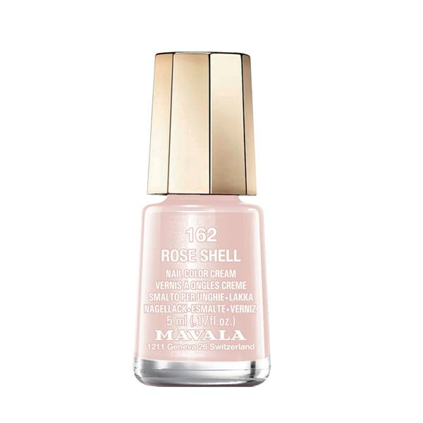 Mavala Vernis à Ongles Crème 162 Rose Shell 5ml