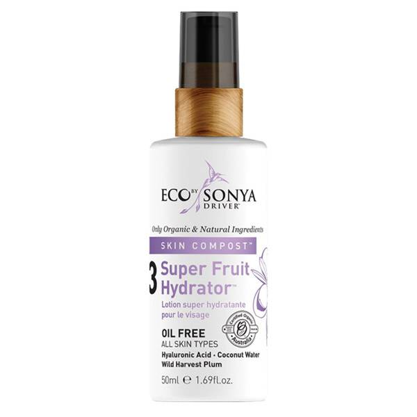 Eco By Sonya Driver Hydratant Visage Super Fruit 50ml