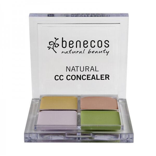 Benecos Correcteur de Teint 4 couleurs 6g