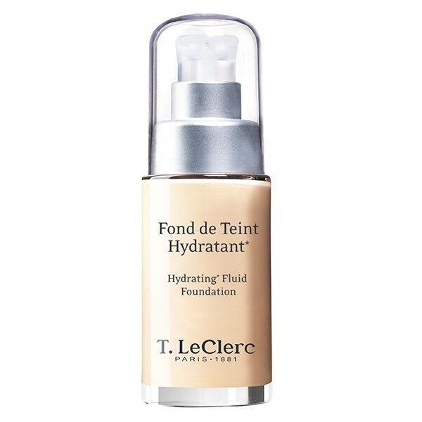 T-LeClerc Teint Fond de Teint Fluide Hydratant SPF20 N°02 Clair Rosé 30ml