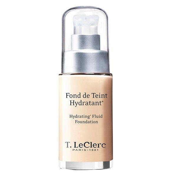 T-LeClerc Fond de Teint Fluide Hydratant 04 Beige Abricoté