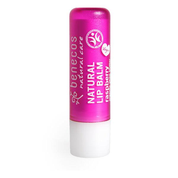 Benecos Baume à Lèvres Framboise