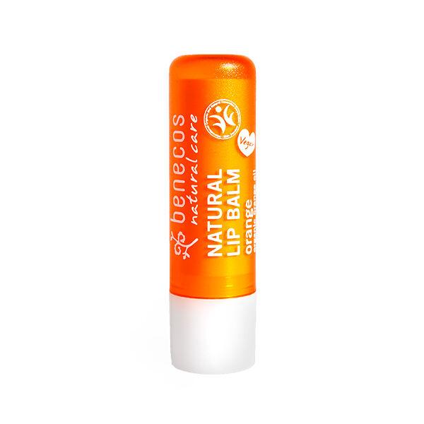 Benecos Baume à Lèvres Orange