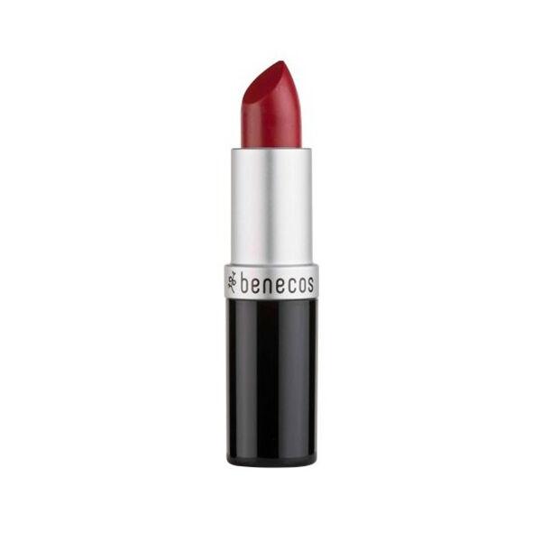 Benecos Rouge à Lèvres Rouge Classique