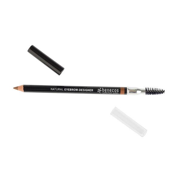 Benecos Crayon Sourcils Châtain