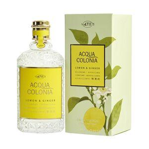 4711 Acqua Colonia Eau de Cologne Citron et Gingembre 170ml