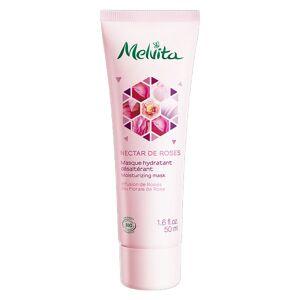 Melvita Nectar de Roses Masque Hydratant Bio 50ml - Publicité