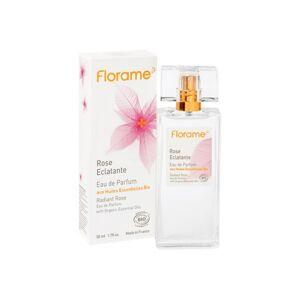 Florame Eau de Parfum Rose Éclatante Bio 50ml