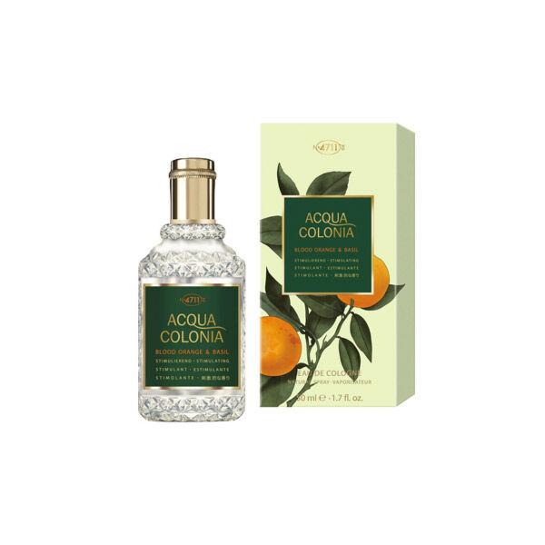 4711 Acqua Colonia Eau de Cologne Orange Sanguine et Basilic 50ml