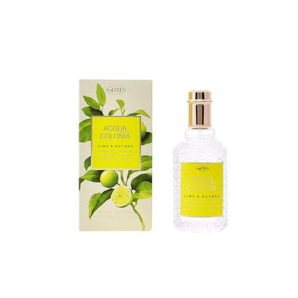 4711 Acqua Colonia Eau de Cologne Citron Vert et Noix de Muscade 50ml
