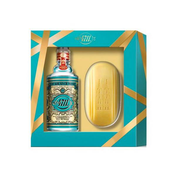 4711 Coffret Eau de Cologne 90 ml + Savon 100g