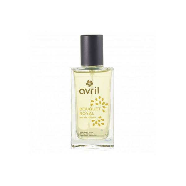 Avril Eau de Toilette Bouquet Royal Bio 50ml