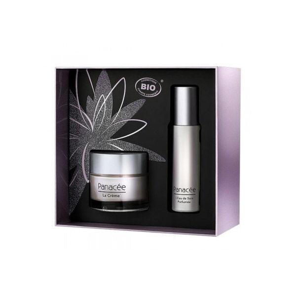 Phyt's Coffret Panacée Édition Limitée La Crème Anti-Age Global 50ml + Eau de Soin Parfumée Flacon 30ml