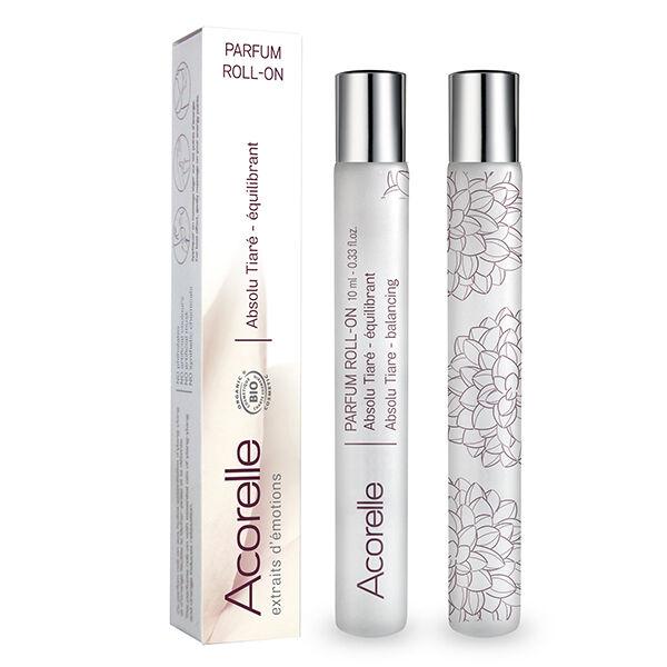 Acorelle Parfum Roll-On Bio Absolu Tiaré Equilibrant 10ml