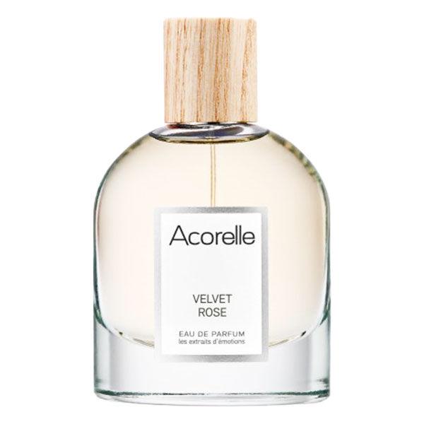 Acorelle Eau de Parfum Velvet Rose Harmonisant Bio 50ml