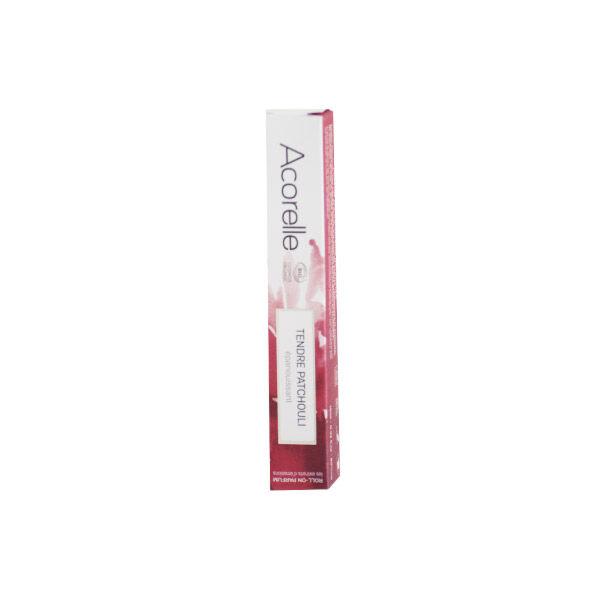 Acorelle Parfum Roll-On Bio Tendre Patchouli 10ml