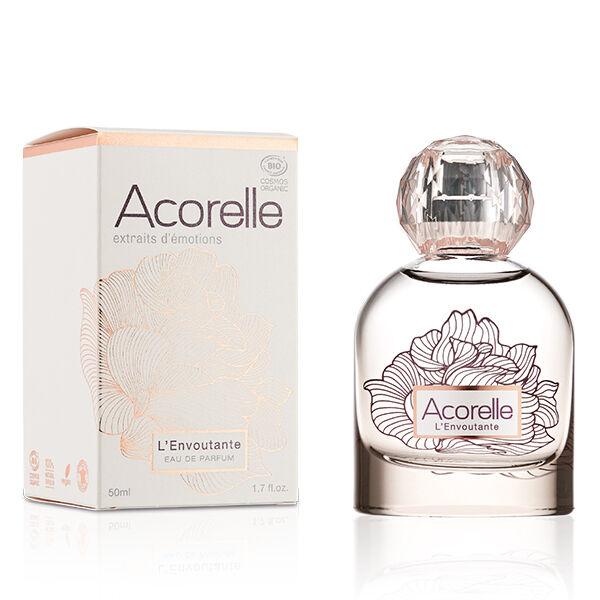 Acorelle Eau de Parfum Bio L'Envoutante 50ml
