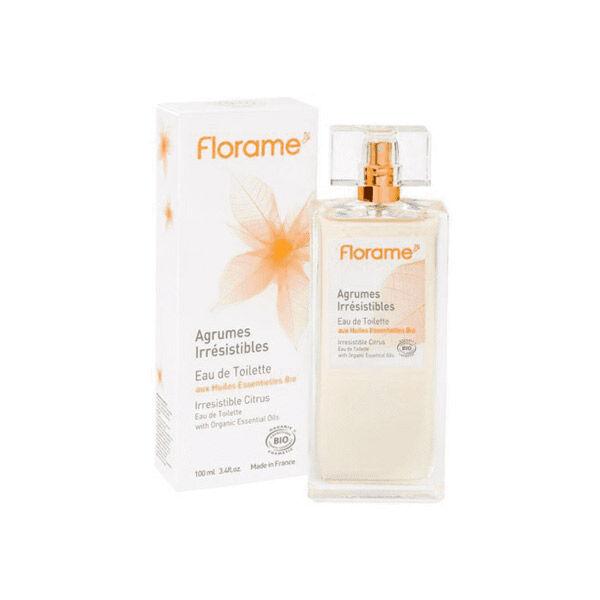 Florame Parfum Eau de Toilette Agrumes Irrésistibles Bio 100ml