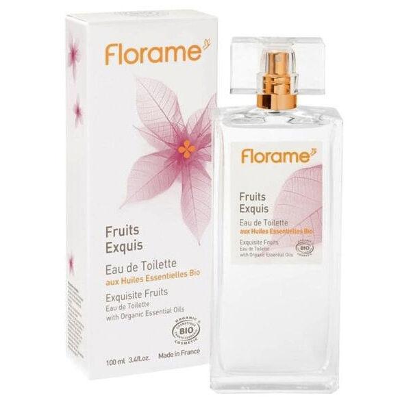 Florame Parfum Eau de Toilette Fruits Exquis Bio 100ml