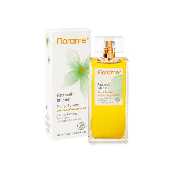 Florame Parfum Eau de Toilette Patchouli Intense Bio 100ml
