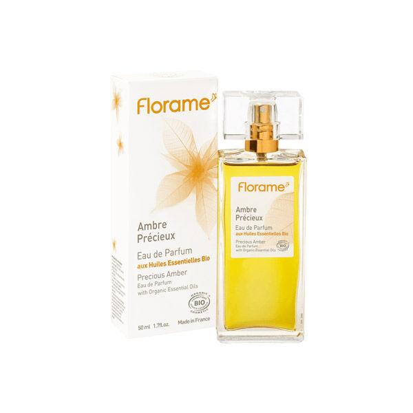 Florame Parfum Eau de Parfum Ambre Précieux 50ml