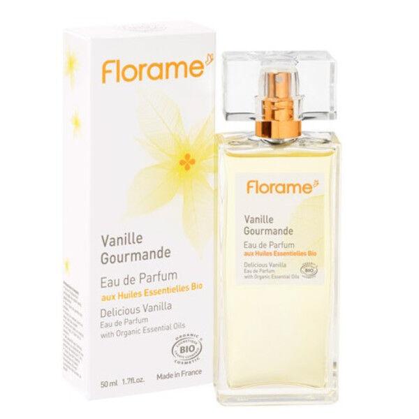 Florame Parfum Eau de Parfum Vanille Gourmande 50ml
