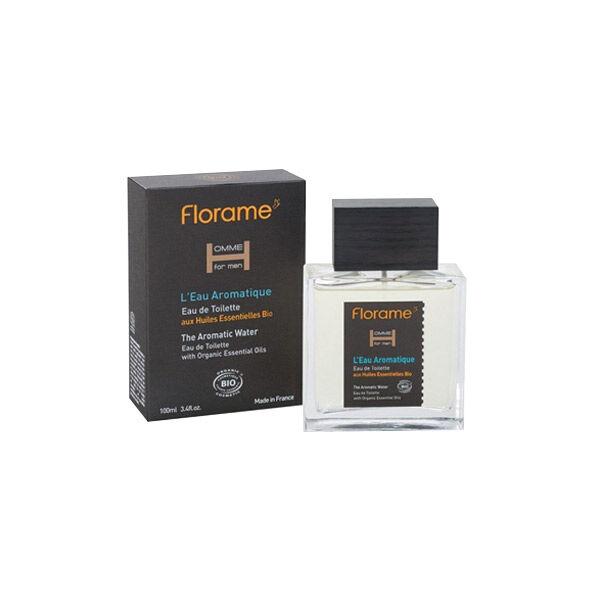 Florame Parfum Eau de Toilette L'Eau Aromatique Bio 100ml