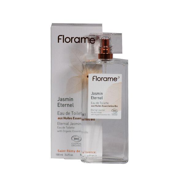 Florame Eau de Toilette Jasmin Bio 100ml
