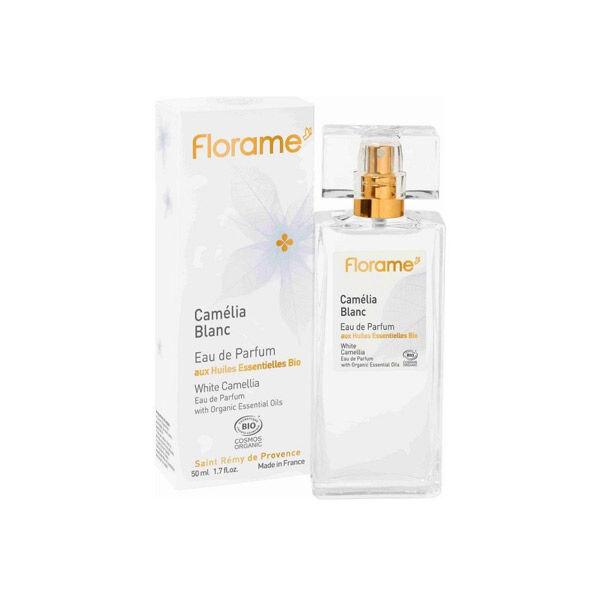 Florame Eau de Parfum Camélia Blanc Bio 50ml