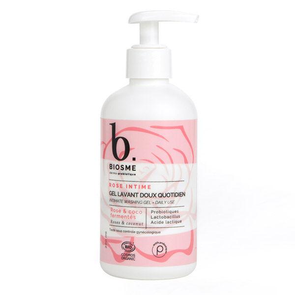 DayDry Biosme Daydry Probiotics Rose Intime Gel Lavant Doux 200ml