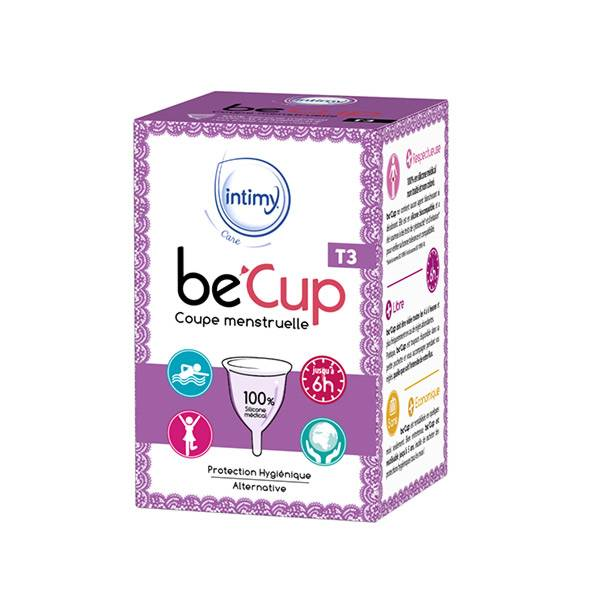 Intimy Be'Cup Coupe Menstruelle Taille 3