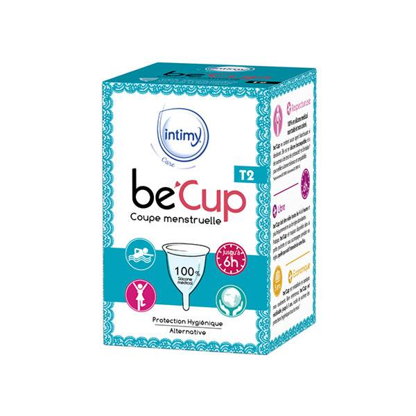 Intimy Be'Cup Coupe Menstruelle Taille 2