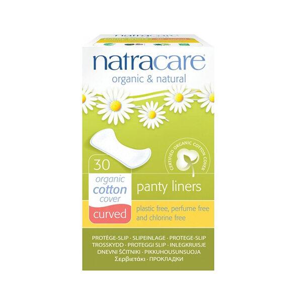 Natracare Protège-Slip Galbe 30 unités