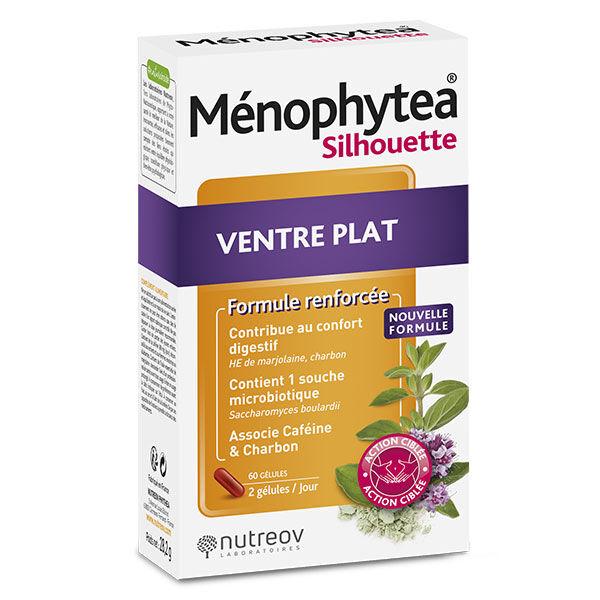 Phytea Nutreov Physcience Ménophytea Silhouette Ventre Plat 60 comprimés