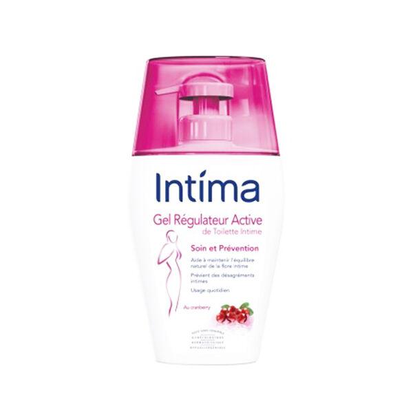 Intima Gyn Expert Gel Lavant Intime Régulateur Active 240ml