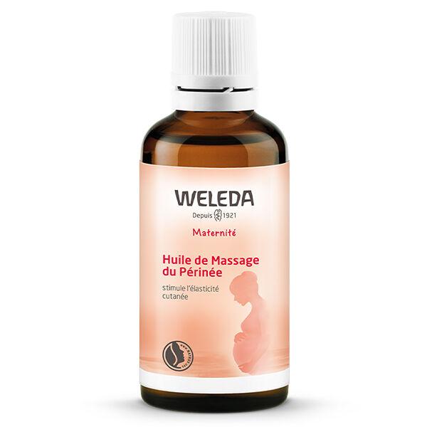Weleda Maternité Huile de Massage du Périnée 50ml