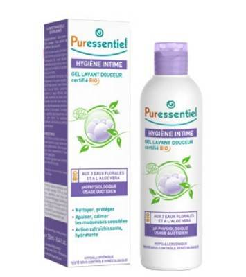 Puressentiel Hygiène Intime Gel Lavant Douceur Bio 250ml