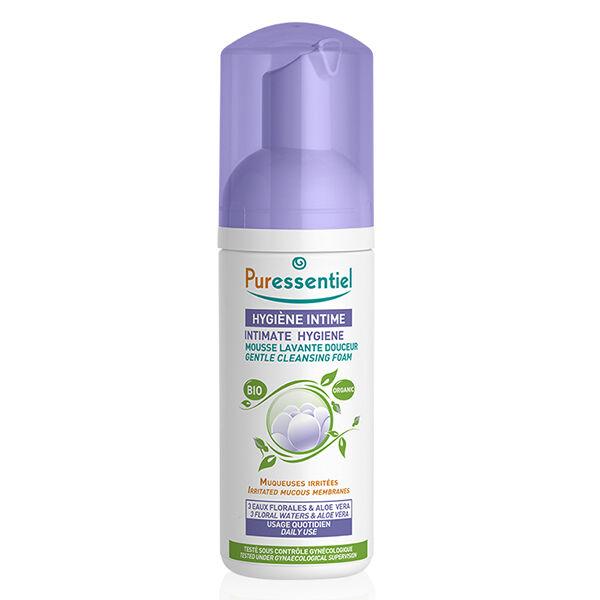 Puressentiel Hygiène Intime Mousse Lavante Douceur Bio 150ml