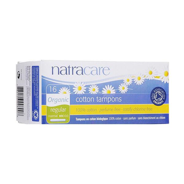 Natracare Tampons Normal avec Applicateur 16 unités