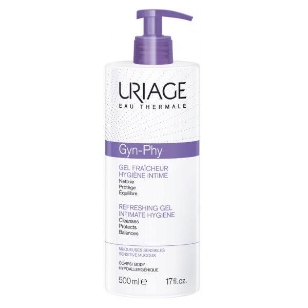 Uriage Gyn-Phy Gel Fraîcheur Hygiène Intime 500ml