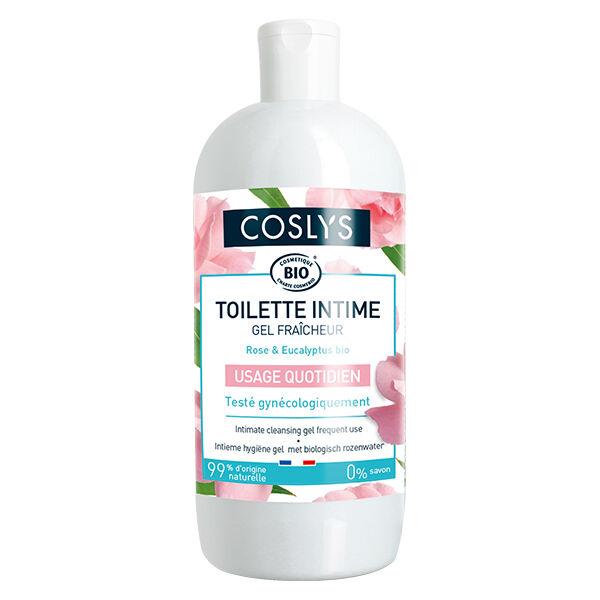 Coslys Toilette Intime Gel Fraîcheur Bio 500ml