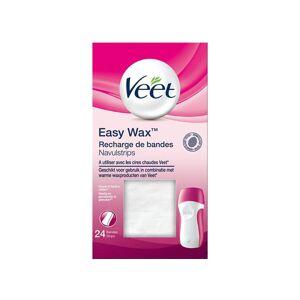 Veet Easy Wax Recharge de Bandes 24 unités - Publicité