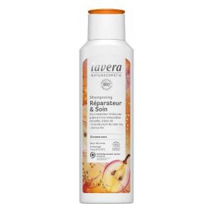 Lavera Shampooing Protection & Soin Bio 250ml - Publicité