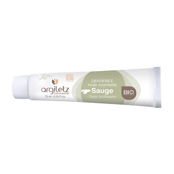 Argiletz Dentifrice Sauge 75ml