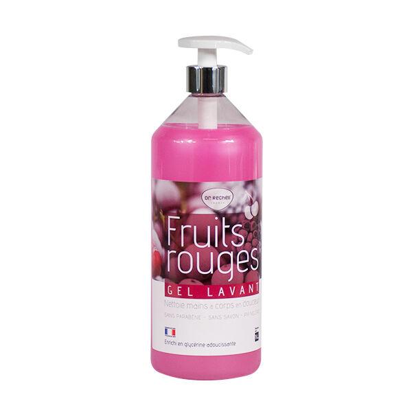 Dr Rechell Gel Lavant Fruits Rouges 1L