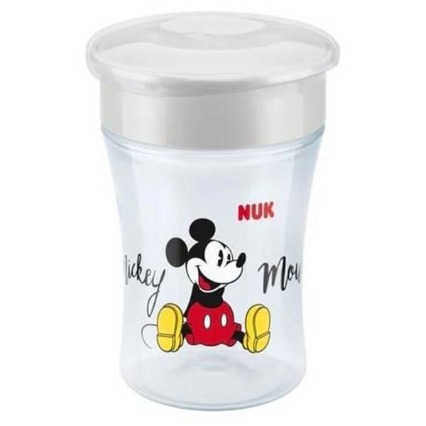 Nuk Magic Cup Tasse Silicone 360 Mickey +8m 230ml