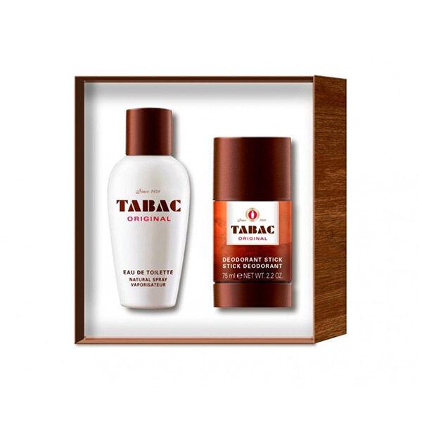 Tabac Original Coffret Duo Homme Eau de Toilette 100ml + Déodorant Stick 75ml