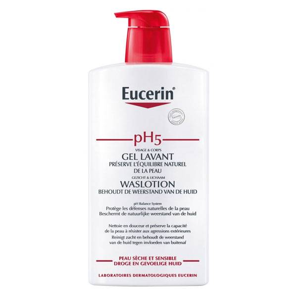 Eucerin PH5 Gel Lavant 1L