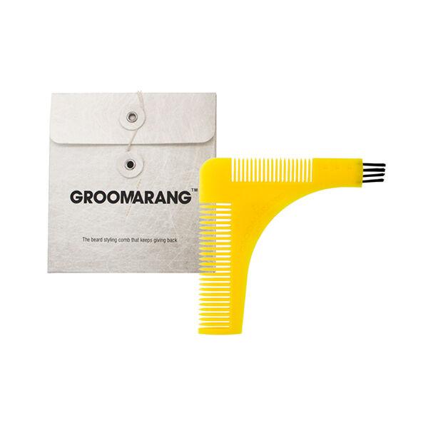 Groomarang Peigne à Barbe